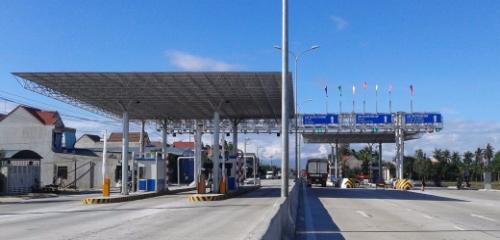 Trạm thu phí Điện Bàn - Quảng Nam