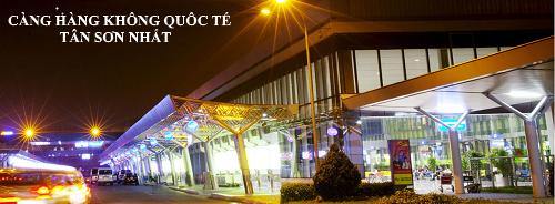 Hệ thống quản lý bãi đậu xe - Sân bay Tân Sơn Nhất